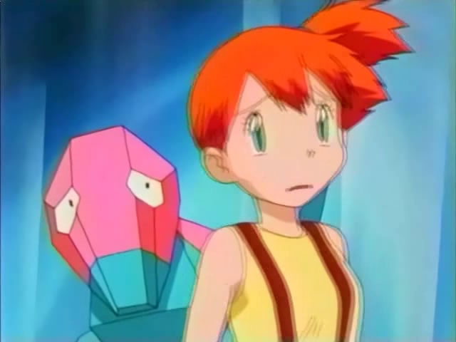 1 Misty and Porygon