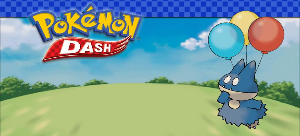 Munchlax in Pokemon Dash