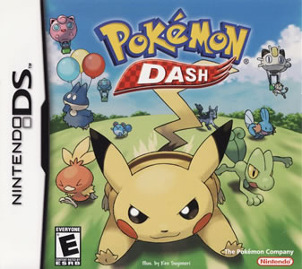 Pokemon Dash Box
