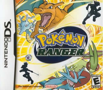 Pokemon Ranger Box