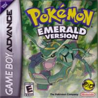 Pokemon Emerald Game Boy Advance