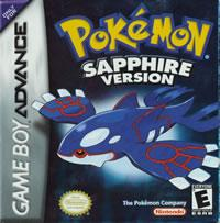 Pokemon Sapphire Game Boy Advance