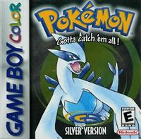 Pokemon Silver Game Boy Color