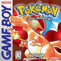 Pokemon Red Game Boy