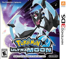 Pokemon Ultra Moon Cover 2