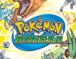 Pokemon Ranger Title Screen