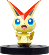 Victini figurine
