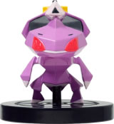 Genesect figurine