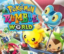 Pokemon Rumble World Title