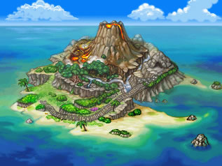 Pokemon Island Pokemon Snap