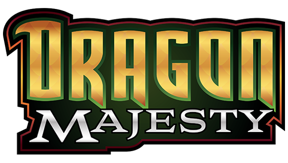 Dragon Majesty logo