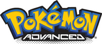 Pokemon Advanced Season 6 Logo