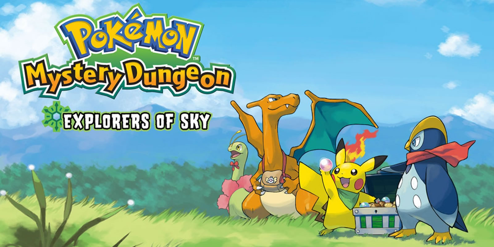 Pokemon Mystery Dungeon Explores of Sky Review