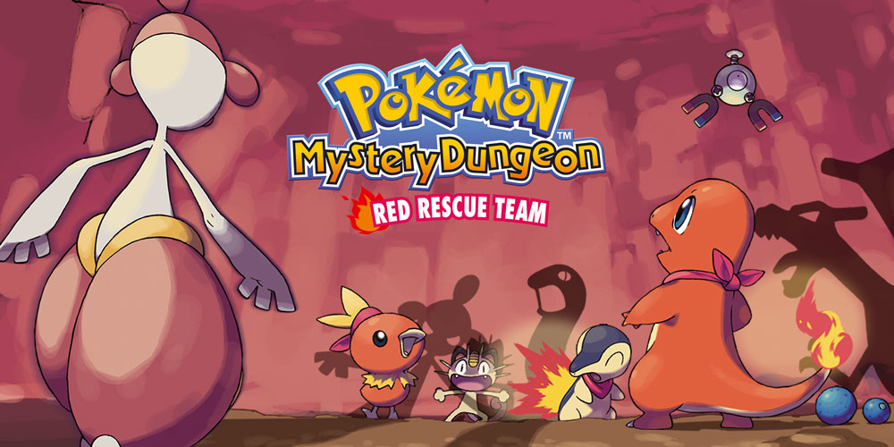Pokemon Mystery Dungeon Red Rescue Team Review