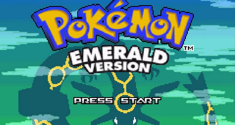 Pokemon Emerald Review header