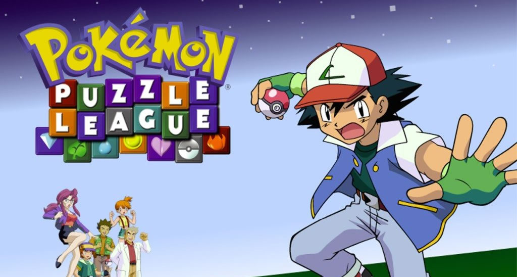 Pokemon Puzzle League review header