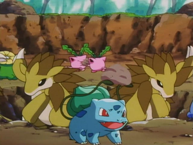 Pokemon   225   Bulbasaur... The Ambassador .MKV snapshot 13.14