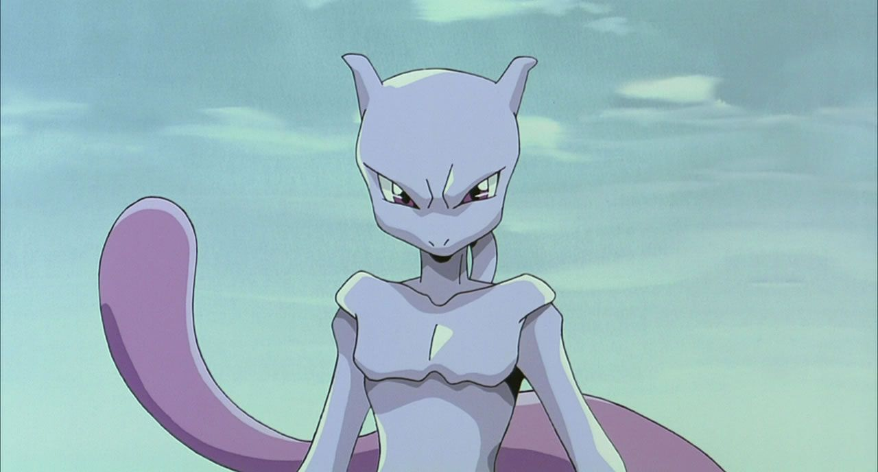 20 Mewtwo vows to destroy all who stand against him   humans and Pokemon