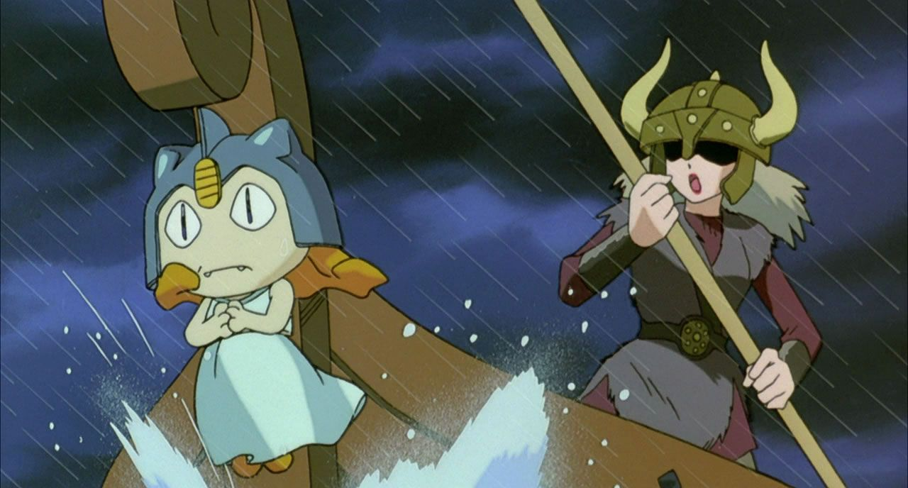 24 Mysterious Vikings and a Meowth