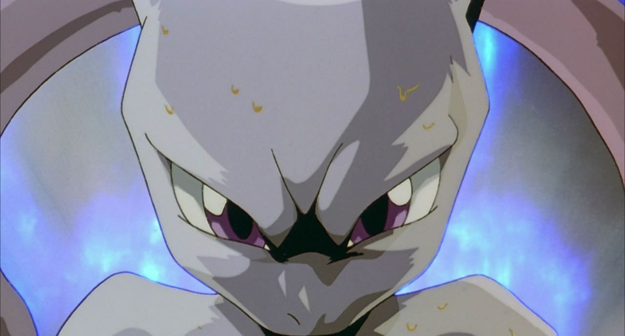 3 Mewtwo getting angry that they see him as a test subject