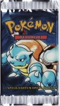 Dutch Base Set Blastoise Pack