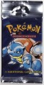 English Base Set Blastoise American longpack