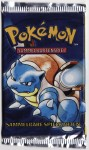 German Base Set Blastoise Pack