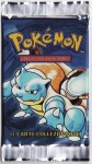 Italian Base Set Blastoise Pack