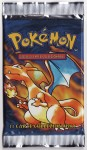 Italian Base Set Charizard Pack
