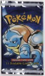 Shadowless English Base Set Blastoise pack