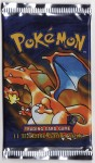 Shadowless English Base Set Charizard pack