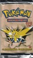 Pokemon TCG Fossil English Booster Zapdos