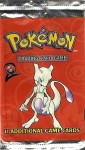 Pokemon TCG Base Set 2 Booster Mewtwo