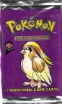 Pokemon TCG Base Set 2 Booster Pidgeot