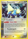 4 Team Aqua s Manectric