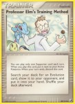 89 Professor Elm s Training Method