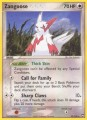 25 Zangoose