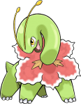 154Meganium Pokemon Ranger Guardian Signs