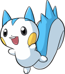 417Pachirisu Pokemon Ranger Guardian Signs