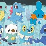 pokemon water starters   stickers by crystal ribbon db2p22z