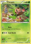 7 Chespin