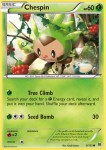9 Chespin