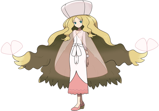 Elite Four #3: Caitlin