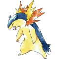 157Typhlosion GS