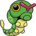010Caterpie Dream