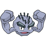 074Geodude Alola Dream
