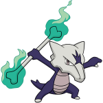 105Marowak Alola Dream