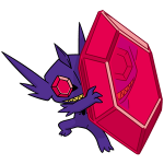 302Sableye Mega Dream