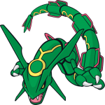 384Rayquaza Dream