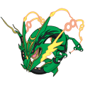 384Rayquaza Mega Dream